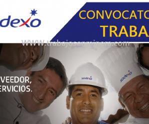 CONVOCATORIA DE TRABAJO PARA Sodexo Perú S.A.C.