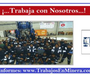 CONVOCATORIA DE TRABAJO DE Tumi Contratistas Mineros SAC